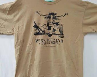 Wink Keziah Band Shirt