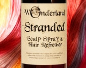 Stranded Hair Spray, Scalp Spray, Hair Refresher, Hair Refreshing Spray, Balancing, Rejuvenating, Root Spray, Hair Perfume, All Natural,