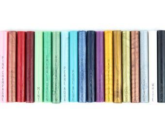 Pack of 3 Glue Gun Wax Sticks