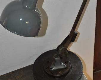 Rademacher industrial factory lamp with enamel umbrella of industrial industrial desk lamp industrial bureau