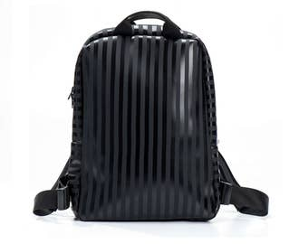 black backpack laptop backpack womens backpack bag travel backpack hipster backpack college backpack birthday gifts for her - UNOBPF