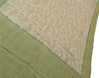 KK Indian Premium Saree Cotton Blend Woven Fabric Human Egyptian Sari