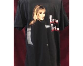 Vintage Tanya Tucker Tour Tshirt