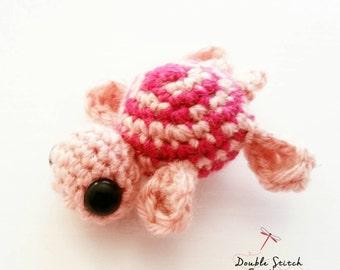 Toy Turtle -  / Stuffed Toy Sea Turtle / Crochet Turtle / Amigurumi Turtle / Childrens Toys / Stuffed Toy Animals / Toy Sea Animals