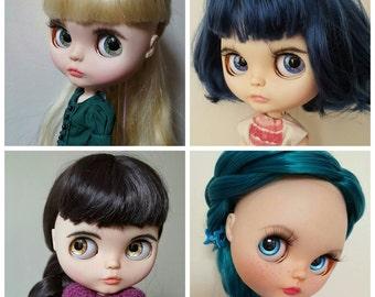Custom Blythe Doll Services by Victoria Fox
