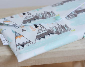 Pocket diapers, Woodland Collection