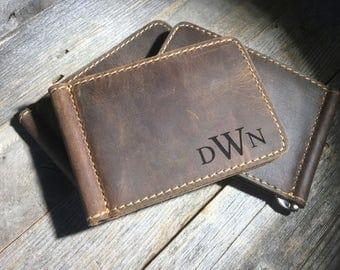 QUANTITY DISCOUNTS, front pocket wallet, personalized leather card wallet, Personalized card wallet, credit card wallet