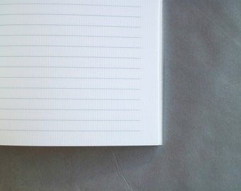 Add Lined Paper to your Notebook