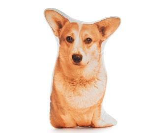 Corgi, Corgi Dog, Gift For Corgi Lover, Corgi Gift, Dog Lover, Queen, English, Country Home Decor, Decorative Cushion, Throw Pillow, Pillow