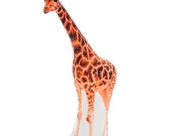 Giraffe, Giraffe Cushion, Giraffe Pillow, Giraffe Gift, Giraffe Print, Giraffe Nursery,Animal Decor,Unique Animal Gifts,Unusual Animal Gifts