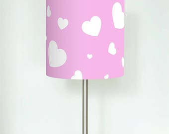 Table lamp - Heart - favorite color