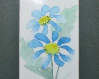 Original watercolor,Watercolor Painting,Floral Watercolor,Watercolor Flowers,Watercolor Art,Original Painting, #43