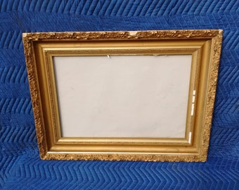 Ornate Vintage Gold Frame #5