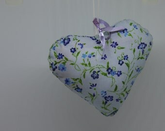 Scented Sachet, heart shaped Juicy Couture scented sachet