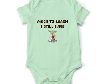 Baby gift, Star Wars onesie, Yoda Baby shower gift, Funny baby onesie, Baby boy, Baby girl
