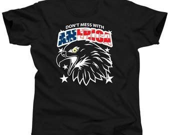 america shirt 4th of july proud american tshirt usa pride t shirt - American Pride T Shirt
