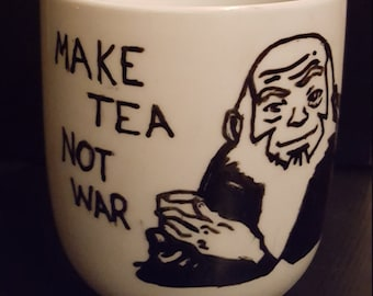 Avatar The Last Airbender - Iroh Themed Mugs