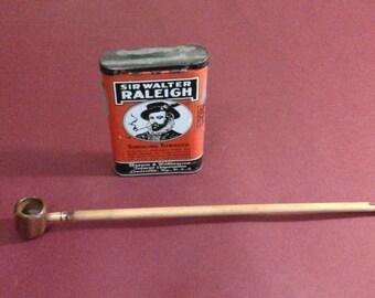 Dark ironwood  and reed.