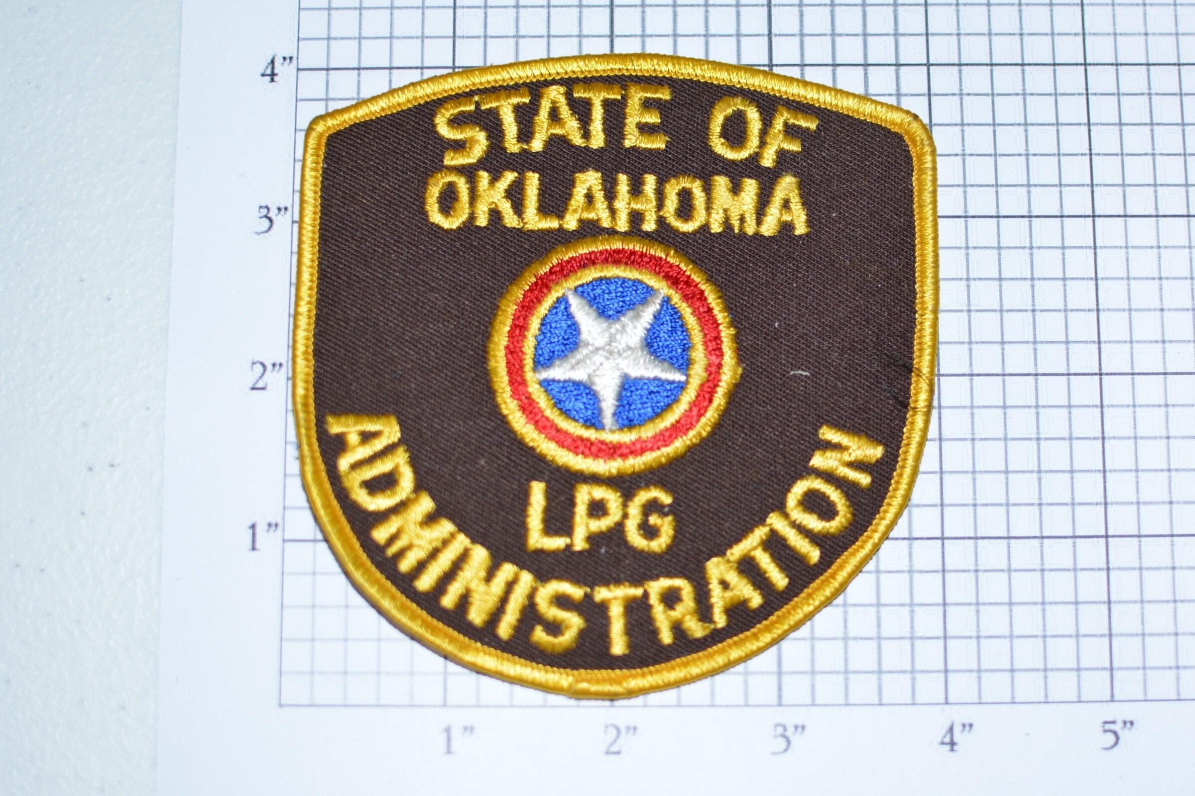 State of oklahoma lpg administration liquid propane gas