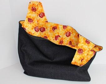 Reversible Grocery Bag/Tote  Bag