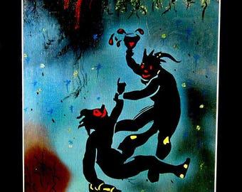 Satan's Jesters #1