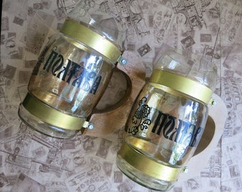 Vintage Soviet, Beer mug, Beer Tankard, collectible mug, beer stein, Beer Collectable, mug beer, Beer Mug Vintage, Mugs glass vintage