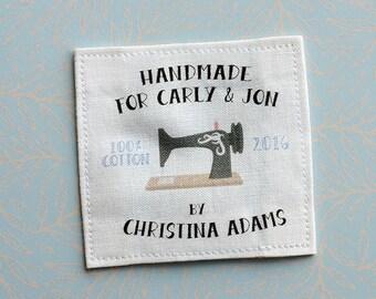 Custom quilt labels | Etsy : quilting tags - Adamdwight.com