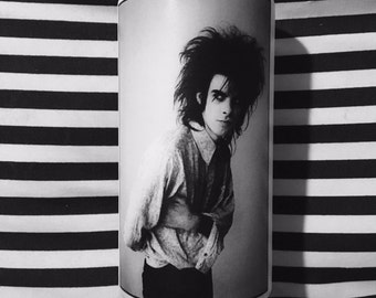 Nick Cave White Unscented Pillar Candle