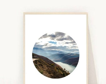 Landscape Print, Landscape Photography, Printable Wall Art, Instant Download, Modern Wall Art, Wall Decor