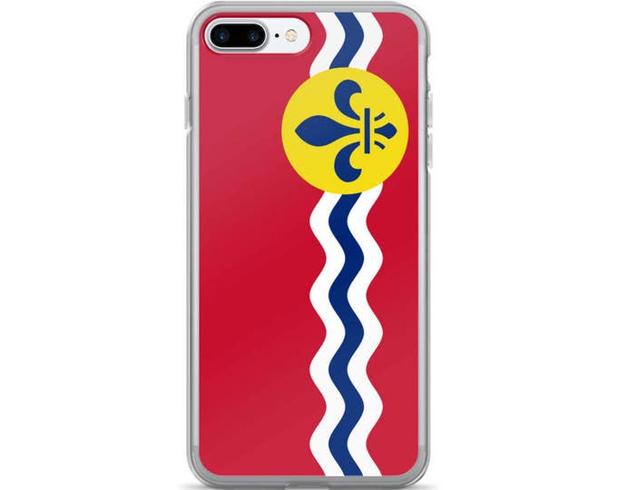 St. Louis Missouri City Flag iPhone Case