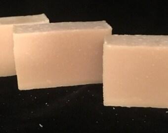 Goat's Milk OATMEAL Soap - Free Shipping Option