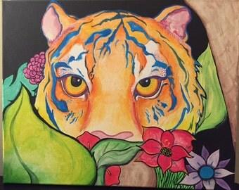 Tigress Painting