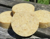 Goat's Milk Honey Oat Body Soap Bar