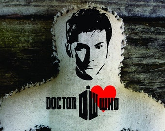 The Tenth Doctor Voodoo Doll