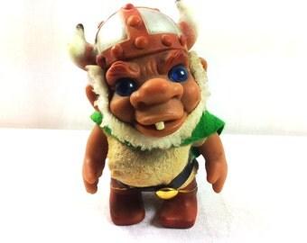 Rare Danish Viking Troll - 7 Inches