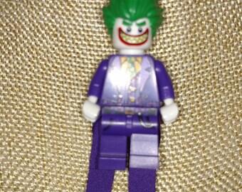The Joker Necklace - (LEGO® Minifigure) - The Joker, Lego Batman Movie