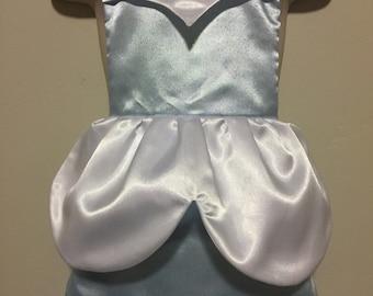 Cinderella Princess Dress Up Apron - Reversible