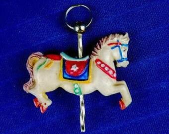 Carousel Horse Refrigerator Magnet