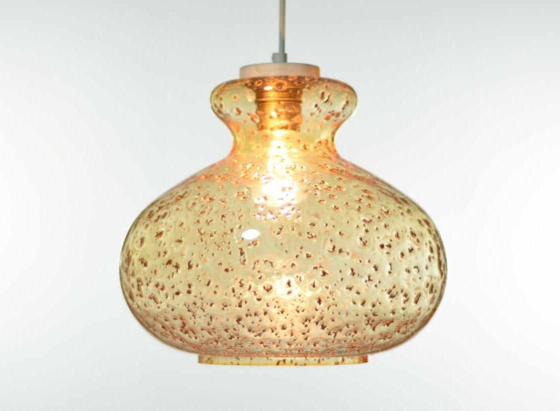 modern italian glass pendant hand blown gold flake italian glass pendant lamp vintage glass hanging light chandelier modern italy blown glass