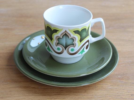 Like this item? & Hostess tableware \u0027Samantha\u0027 cup saucer and plate