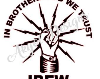 In Brotherhood We Trust