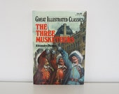 The Three Musketeers (1990) - Great Illustrated Classics book