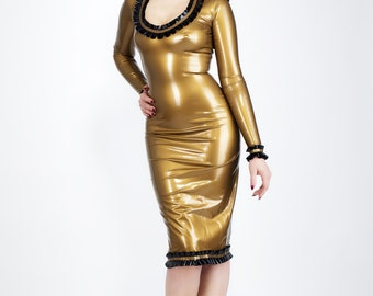 Mirabella Latex Dress