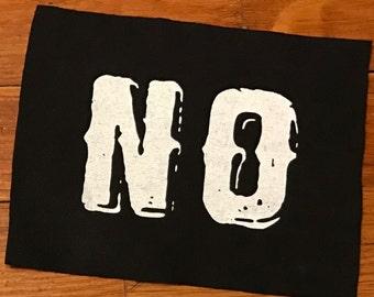 No Cloth Patch