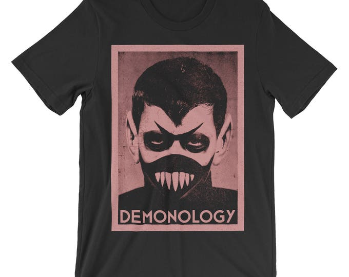 Featured listing image: Demonology T-Shirt