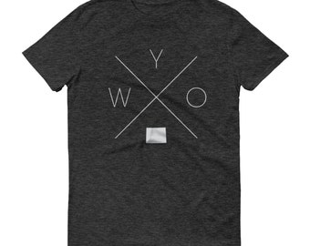 Wyoming Home T-Shirt