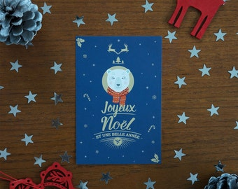 Post card, christmas card