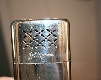 J C Higgins Chrome Hand Warmer//Made in Japan//Pocket Hand Warmer//Vintage Hand Warmer