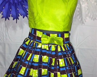 Toddlers Flared Skirt andTop
