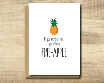 Funny Printable Card -- Print at Home, Valentine's Day Card, Instant Download, DIY Card, Best Friends Card, Birthday Card, Congratulations